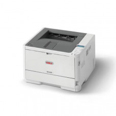 OKI B432dn Mono A4 PCL 250 Sheet 40ppm Duplex Network Printer (Valid until 30-06-18 or Until stock last)