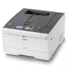 OKI C532dn Colour A4 PCL 250 Sheet 30ppm Duplex Network Printer (Valid until 30-06-18 or Until stock last)