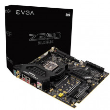EVGA Z390 DARK, 131-CS-E399-KR, LGA 1151, Intel Z390, SATA 6Gb/s, USB 3.1, M.2, U.2, EATX, Intel Motherboard