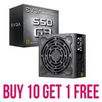 EVGA PSU (Full-Modular), 550W - Buy  Ten get one free