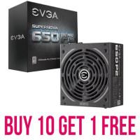 EVGA PSU (Full-Modular), 650W - Buy Ten get one free
