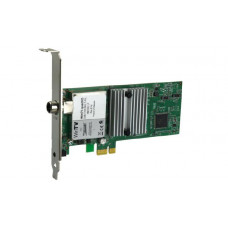 HauppaugeTV QuadHD Four HDTV Tuners in one PCIe card with Remote for Windows Watch or record up to four TV channels at a time! Windows 7/8/10