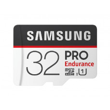 Samsung PRO Endurance microSD Card (SD Adapter) 32GB