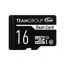 Team Dash Card 16GB UHS-1 Micro SD Card
