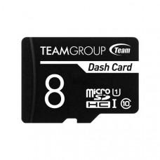 Team Dash Card 8GB UHS-1 Micro SD Card