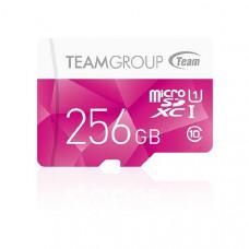 Team Group Colour Micro SDXC 256GB UHS-1 SD Card