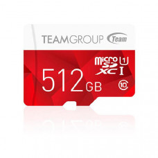 Team Group Colour Micro SDXC 512GB UHS-1 SD Card