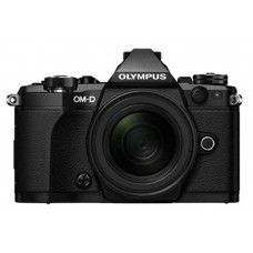 OM-D E-M5 Mark II Adventure Kit (EZ-M1415-2 Lens) - Black Body, Black Lens-  16.1MP Micro Four Thirds Camera + 14-150 mm Mark II Lens