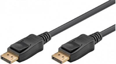 Shintaro DisplayPort (DP) to DisplayPort (DP) V1.4 2m Cable