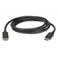 ATEN 2m DisplayPort to DisplayPort Cable v1.4