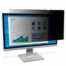3M Black Privacy Filter for 23 in Full Screen Monitor