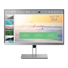 HP EliteDisplay E233 1FH46AA 23-inch FHD/5ms/VGA,HDMI,DP/3 x USB 3.0 (one upstream, two downstream) /T/S/ P/HAS - 3 Year WTY - USB HUB