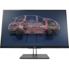 HP Z27n G2 -1JS10A4- 27 inch QHD 2560 x 1440 5ms 60Hz IPS DisplayPort / DVI-D / HDMI / VESA / USB Type C (1), USB 3.0 (3) / TILT/ SWIVEL / PIVOT / 3 Years