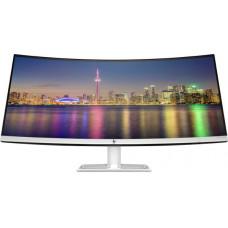 HP 34f -6JM50AA- 34 inch WQHD IPS / 3440 x 1440 / 21:9 / 190 PPI / DP / 2x HDMI / DP / 3x USB 3.0 / 1YR
