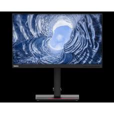 Lenovo ThinkVision T24i-20 -61F7MAR1AU- 23.8 inch FHD 4ms/6ms 60Hz IPS / VGA / HDMI / DP / USB 3.1 G1 / Audio out 3.5mm / PIVOT /  VESA /
