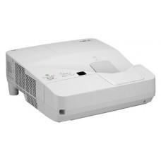 NEC UM301WG UST LCD Projector/ WXGA/ 3000ANSI/ 4000:1/ VGA, HDMI/ 20W x1/ USB Display/ USB Wireless