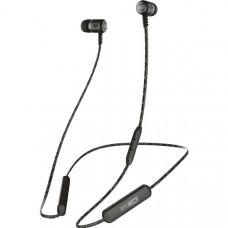 Altec Lansing In-Ear Metal Bluetooth Earphones Black - (Wireless Bluetooth, 5 hrs Battery, On-board microphone)
