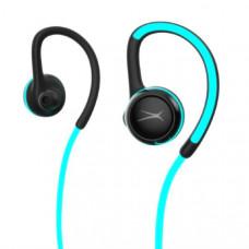 Altec Lansing Glow Run Bluetooth Earphones - (Wireless Bluetooth, LED Illuminated Cord, IPX4, 4 hrs Battery, On-board microphone)