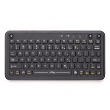 iKey BT-80-03 Rechargeable Rugged Bluetooth Keyboard for Windows/Android (VESA Mount)