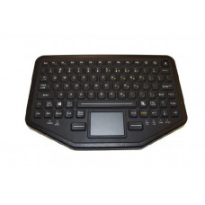 iKey BT-870-TP Rugged Dual Connectivity Keyboard with Touchpad (USB / Bluetooth / VESA Mount)