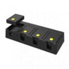 Panasonic Toughbook FZ-X1/ FZ-E1 4-Bay Battery Charger
