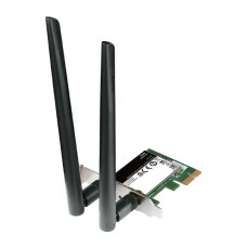 D-LINK DWA-582 Wireless AC1200 Dual Band PCIe Desktop Adapter