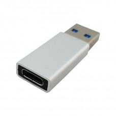 Shintaro USB-A Male to USB-C Female Adapter