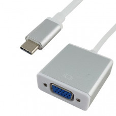Shintaro USB-C to VGA Adapter