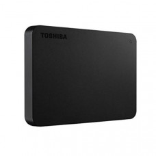 Toshiba HDD 2.5 inch External USB3 1TB Canvio Basic A1 (Black), 2 Year Warranty