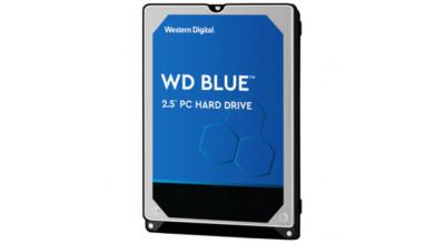 WD HDD WD20SPZX 2.5 inch Internal SATA 2TB Blue, 5400 RPM, 3 Year Warranty - Stock on Hand Clearance