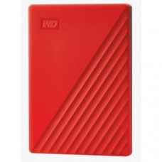 WD MY Passport 4TB RED 2.5 inch Portable Harddrive