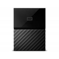 Western Digital WD My Passport 2TB Portable Hard Drive - Black