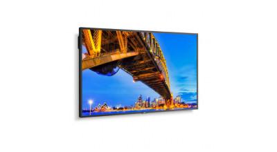 NEC ME501 50 inch 4K Ultra High Definition Commercial Display / 18/7 Usage / 16:9 / 3840x2160 / 400 cd/m2 / Landscape/Portrait / HDMI/DP Input