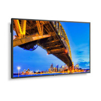 NEC ME551 55 inch 4K Ultra High Definition Commercial Display / 3840x2160/ 400 cd/m2/ 18/7, 3 year warranty