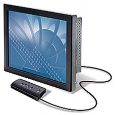 3M CT1500SS LCD Chassis Touchscreen USB/ 15 inch/ 5:4/ 1024 x 768 / 500:1/ Capacitive Single Touch Panel/Slim Bezel