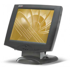 3M M1500SS LCD Touchscreen USB / 15 inch/ 4:3/ 1024 x 768/ 500:1/ Capacitive Single Touch Panel/ VGA