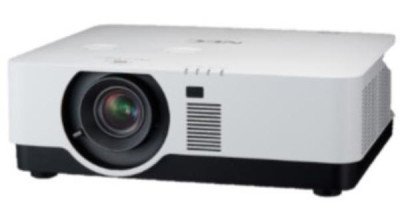 NEC P506QLG True 4K UHD Laser Projector, 5,000lm / 3840 x 2160 / VGA, USB, HDMI x2, HD Base-T / 1.5x Zoom / 5 Year Warranty