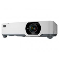 NEC P605ULG LCD Laser Projector/ WUXGA/ 6000ANSI/ 500000:1/ HDMI/ 20W x1/ HDBaseT / USB Display