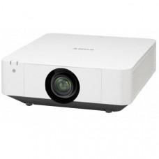 Sony FHZ57 - Venue, Laser, 4100 Lumens/ 3LCD/ WUXGA, HDMI / 2x VGA / DVI-D / S-Video / VIDEO IN, LAN Control (White)