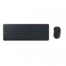 Microsoft Wireless Desktop 900 Keyboard and Mouse  AES 128-bit / Quiet touch keys / Plug and Play / up to 2 years battery life