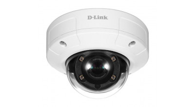 D-Link Vigilance 5MP Day & Night Outdoor Mini Dome Vandal-Proof PoE Network Camera