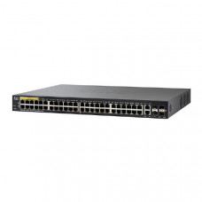 Cisco SF350-48MP 48-port 10/100 POE Managed Switch