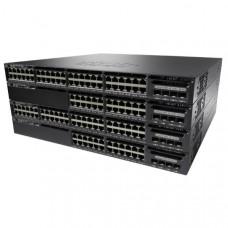 Cisco Catalyst 2960X-24PS-L - Switch - Managed - 24 x 10/100/1000 (PoE+) + 4 x Gigabit SFP - desktop, rack-mountable - PoE+ (370 W)