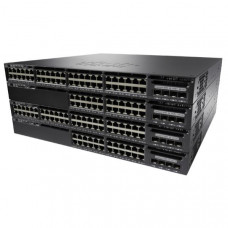 Cisco Catalyst 2960-X 48-Port Gigabit Ethernet Switch with 370W PoE, 4 x 1GbE SFP Ports & LAN Base IOS Feature Set