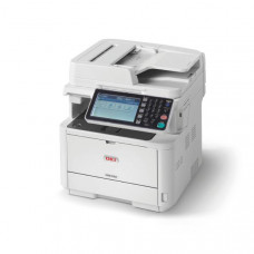 OKI MB492dn Mono A4 40ppm Network AirPrint PCL PS Duplex ADF 350 sheet +options 4-in-1 MFP