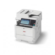 OKI MB562dnw Mono A4 45ppm Network Wireless AirPrint PCL PS Duplex ADF 630 sheet +options 4-in-1 MFP