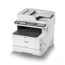 OKI MC363dn Colour A4 26 - 30ppm Network AirPrint, Google Cloud Print, Duplex 350 sheet +options 4-in-1 Multi Function Printer