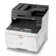 OKI MC563dn Colour A4 30-30ppm Network AirPrint, Google Cloud Print,Duplex 350sheet+options MFP