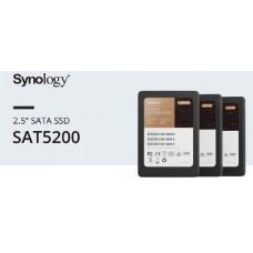 Synology SAT5200 2.5 inch SATA SSD -5 Year limited Warranty - 480GB Check Compatible models